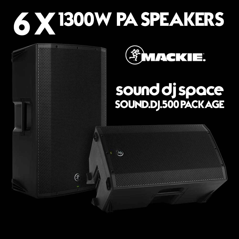 sound Dj 500 Package