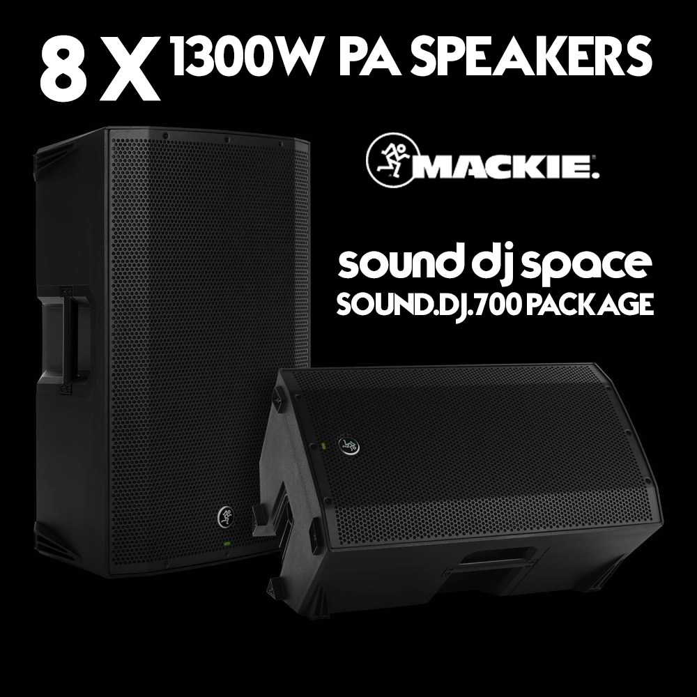 sound Dj 700 Package